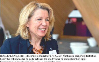 Intervju i Agderposten