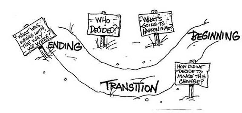 endringsledelse change management q3p